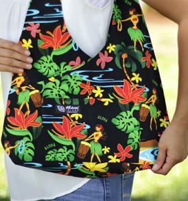 Boho Sling Bags – Hula Black