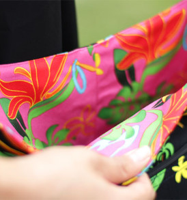 Reversible Sling Bags – Hula Black
