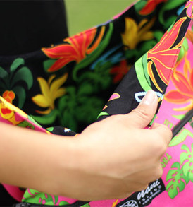 Reversible Sling Bags – Hula Pink