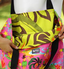 Tote Bags (Reversible) – XLarge – Hula Pink