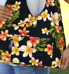 Boho Sling Bags – Plumeria Black