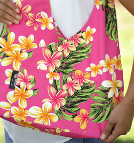 Boho Sling Bags – Plumeria Pink