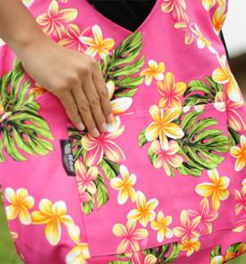 Boho Sling Crossbody – Plumeria Pink