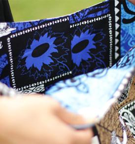 Reversible Sling Bags – Tapa Hula Brown