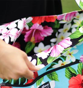 Reversible Sling Bags – Tropical Aqua