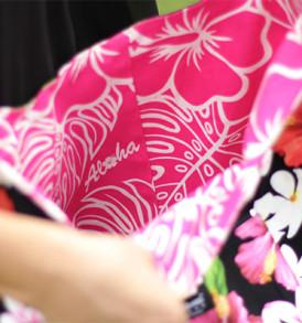 Reversible Sling Bags – Tropical Black