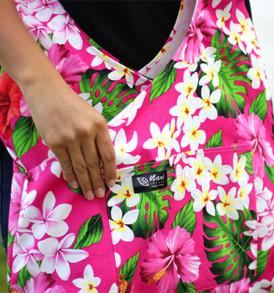 Boho Sling Crossbody – Tropical Pink