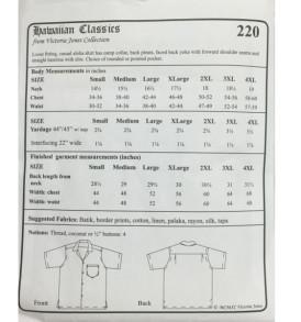 Men's Aloha Shirt MU220