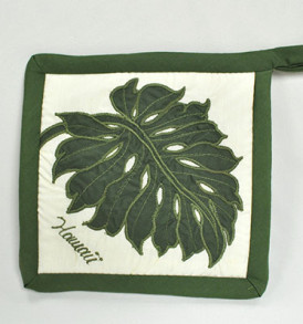 Potholder_Monstera