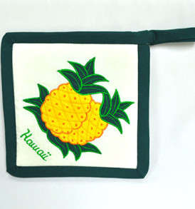 Potholder_Pineapple