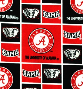 Alabama University Red