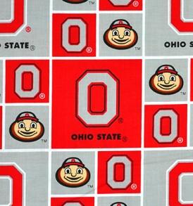 Ohio State University Red