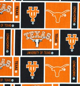 Texas University Orange
