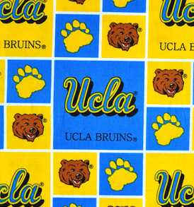 UCLA Blue Yellow