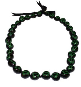 LEI0042 Black/Green