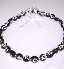 LEI0046 Brown/White