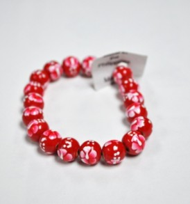 BL0055 Red/White