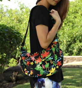 Purse – Large – Hula Black