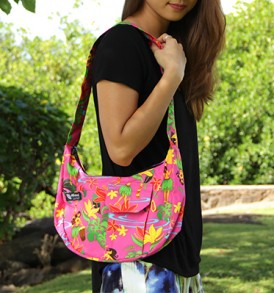 Purse – Large – Hula Pink
