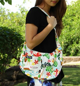 Purse – Large – Hula White