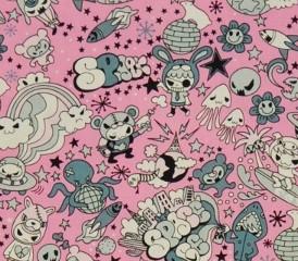 CAC0067 Pink