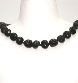 LEI0002 Plain Black