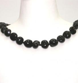 LEI0002 Plain Black