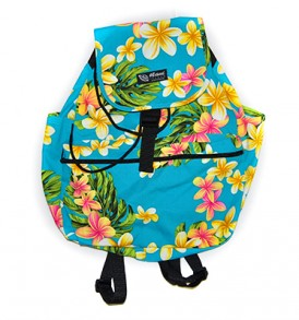 MC507 Cute Plumeria Teal