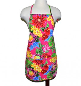 Adult Aprons – Bloom Pink