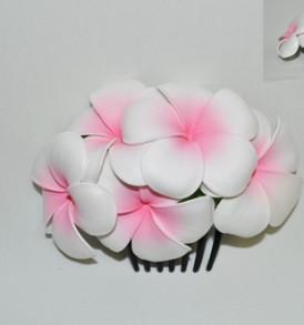 DFF0103 White Pink