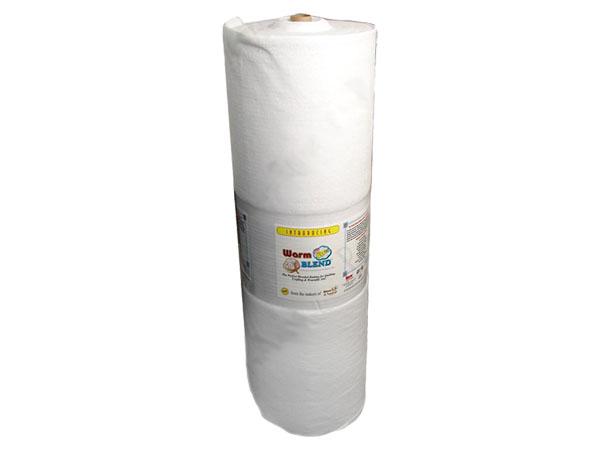 "Hawaii Fabric Mart » Warm Blend 50/50 Batting 90"""