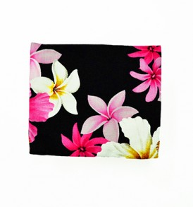 Cosmetic Pouch – Small – Dream of Flower Black
