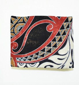 Canvas Coin Purse – Small Honua Red