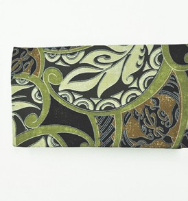 Canvas Zipper Pouch – Small Honua Sage