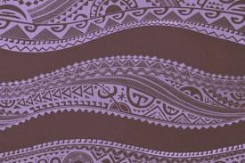 PAB0796 Purple Black