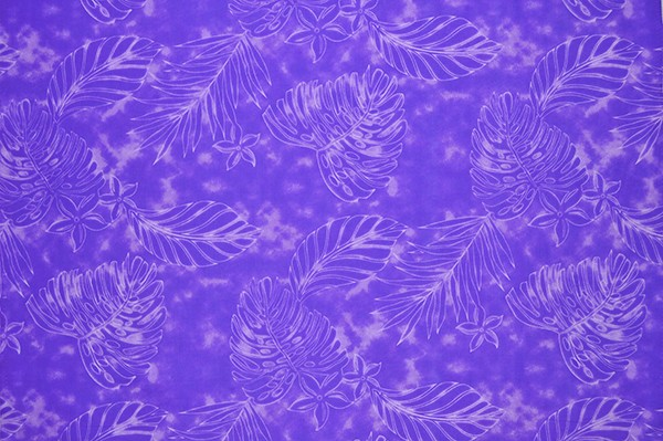 Hawaii Fabric Mart 187 Paa0852 Purple