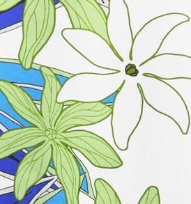 PBB2604 White Blue
