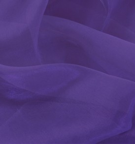 Mirror Organza Purple