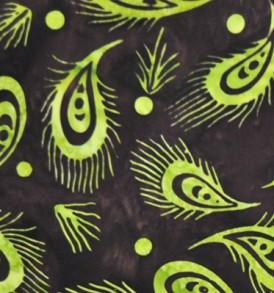 BT0133 Black Green