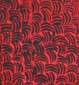 BT0136 Red Black