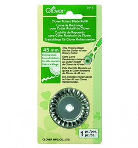 Clover Rotary Blade Refill 45mm