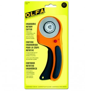 Olfa Ergonomic Rotary Cutter 60MM