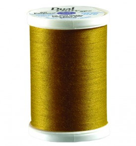 Coats & Clark Dual Duty XP General Purpose Thread Amber