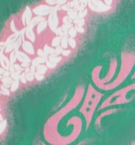 PBC0619 Green Pink
