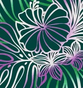 PBC0624 Green Purple
