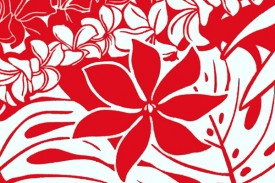 PBC0633 Cream Red