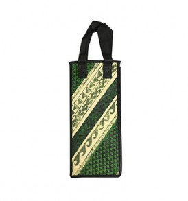 HTPBW0010 – Wine Bag Green