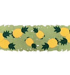 TableRunner_Pineapple