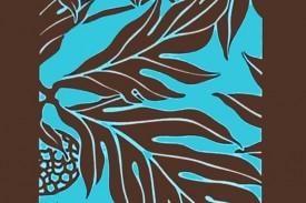 PBA1288 Turquoise Brown