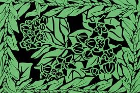 PBB2656 Black Green